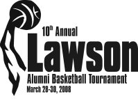 10th Annual Alumni Tourney Logo