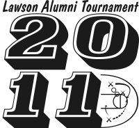 13th Annual Alumni Tourney Logo