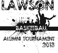 15th Annual Alumni Tourney Logo