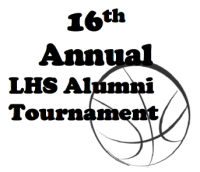 16th Annual Alumni Tourney Logo