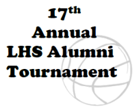 17th Annual Alumni Tourney Logo