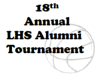 18th Annual Alumni Tourney Logo