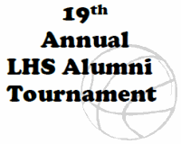 19th Annual Alumni Tourney Logo